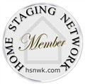 Home Staging Network member badge
