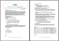 Home Staging Contract template image