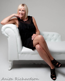 Anita Richardson, Founder of the Home Staging Network, Author of CHSSP Home Staging Course and CEO of House Wow