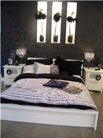 Image of a bedroom at the Ideal Home Show