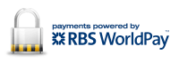 Payments powered by RBS worldpay secure payments