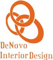 De Novo Interior Design Logo