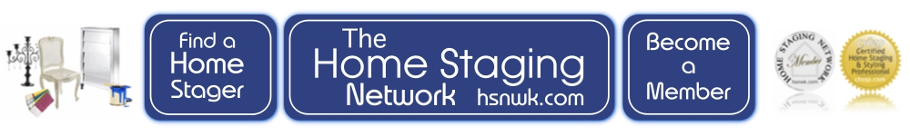 Become a home stager with a home staging business with home staging career advice from the Home Staging Network. Logo Image 1