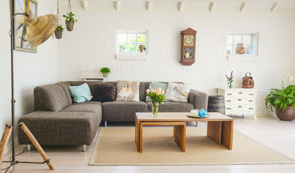 Home Staging Lounge Tips