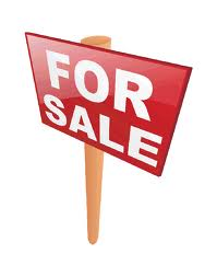 FOR SALE - FOR SALE BOARD