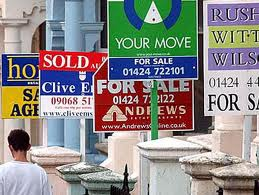 For Sale boards - Your move etc